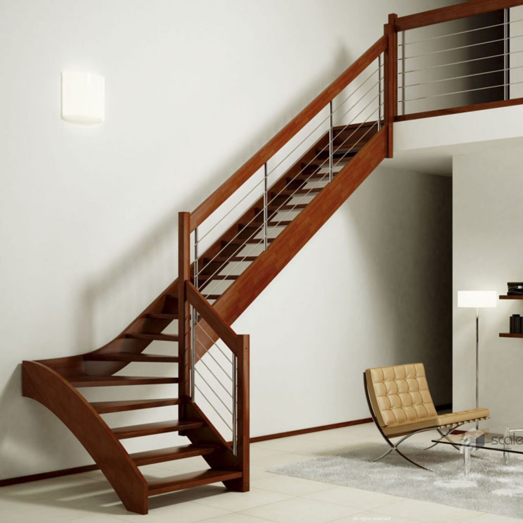 Wooden Stairs Malaysia | Architecture with Designs